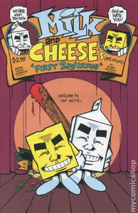 Milk And Cheese First Second Issue (#5)