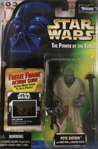 STAR WARS FIGURE / POTE SNITKIN