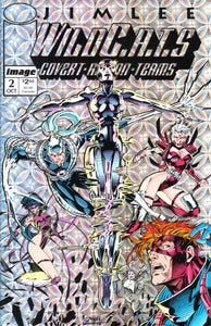 WILDC.A.T.S. COVERT ACTION TEAMS #02