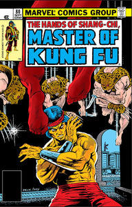 MASTER OF KUNG FU #80 (NEWSSTAND)
