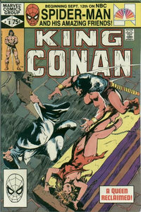 KING CONAN #8 (NEWSSTAND)
