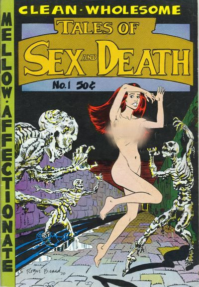 TALES OF SEX AND DEATH