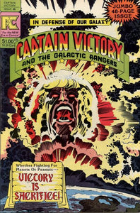 CAPTAIN VICTORY AND THE GALACTIC RANGERS #06