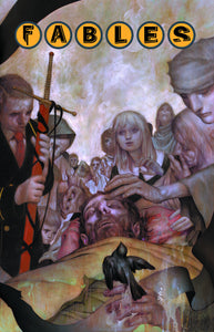 FABLES DELUXE EDITION HC VOL 08