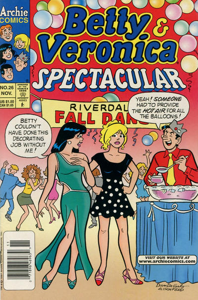 BETTY AND VERONICA SPECTACULAR #26