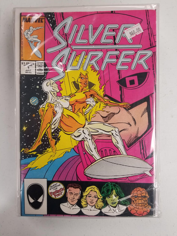 SILVER SURFER 1-20