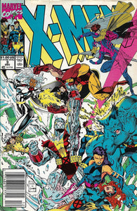 X MEN #3 (NEWSSTAND)