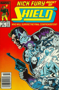 NICK FURY AGENT OF S.H.I.E.L.D. #06