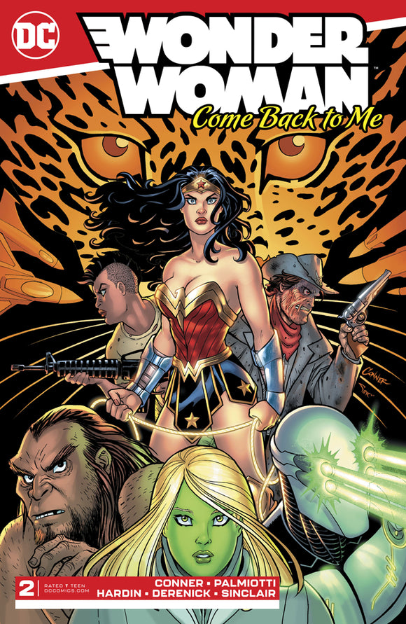 WONDER WOMAN COME BACK TO ME #2 (OF 6)