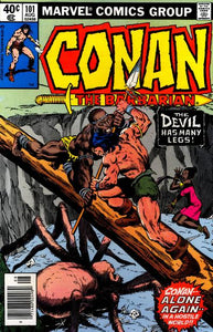 CONAN THE BARBARIAN #101 (NEWSSTAND)