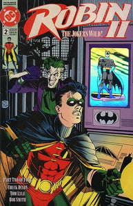 ROBIN II #02 (CHRIS SPROUSE DICK GIORDANO COVER)