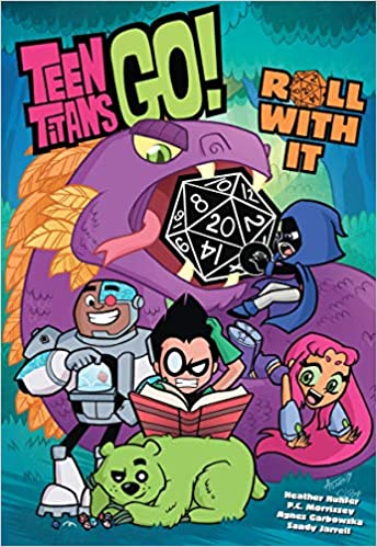 TEEN TITANS GO! - ROLL WITH IT