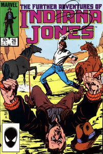 FURTHER ADVENTURES OF INDIANA JONES #26
