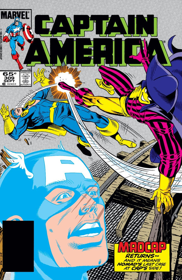CAPTAIN AMERICA #309 (DIRECT)