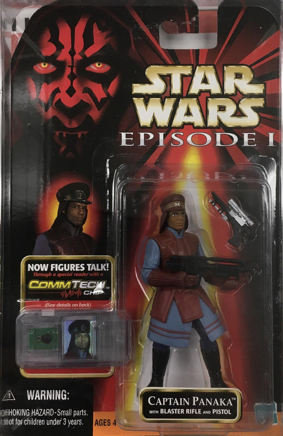 STAR WARS FIGURE / CAPTAIN PANAKA