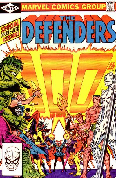 THE DEFENDERS #100 (DIRECT)