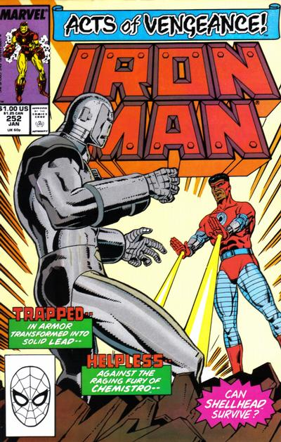 IRON MAN 252 (DIRECT)