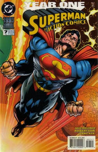 ACTION COMICS ANNUAL #07