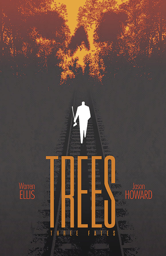 TREES THREE FATES #1 (OF 5)