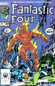 FANTASTIC FOUR #289 (DIRECT)
