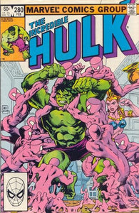 INCREDIBLE HULK 280 (DIRECT)