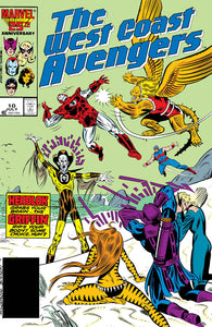 WEST COAST AVENGERS #10 (DIRECT)