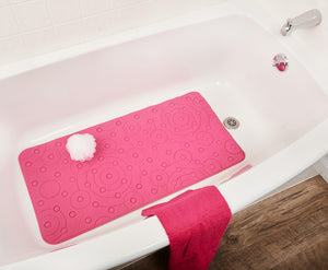 Playtex Cushy Comfort Safety Bath Mat - PINK
