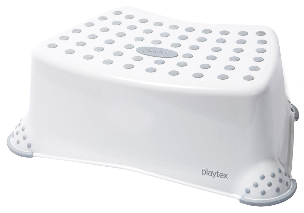 Playtex Sure Foot Step Stool - GREY