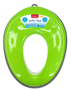 Playtex Safe Start Potty Ring - GREEN