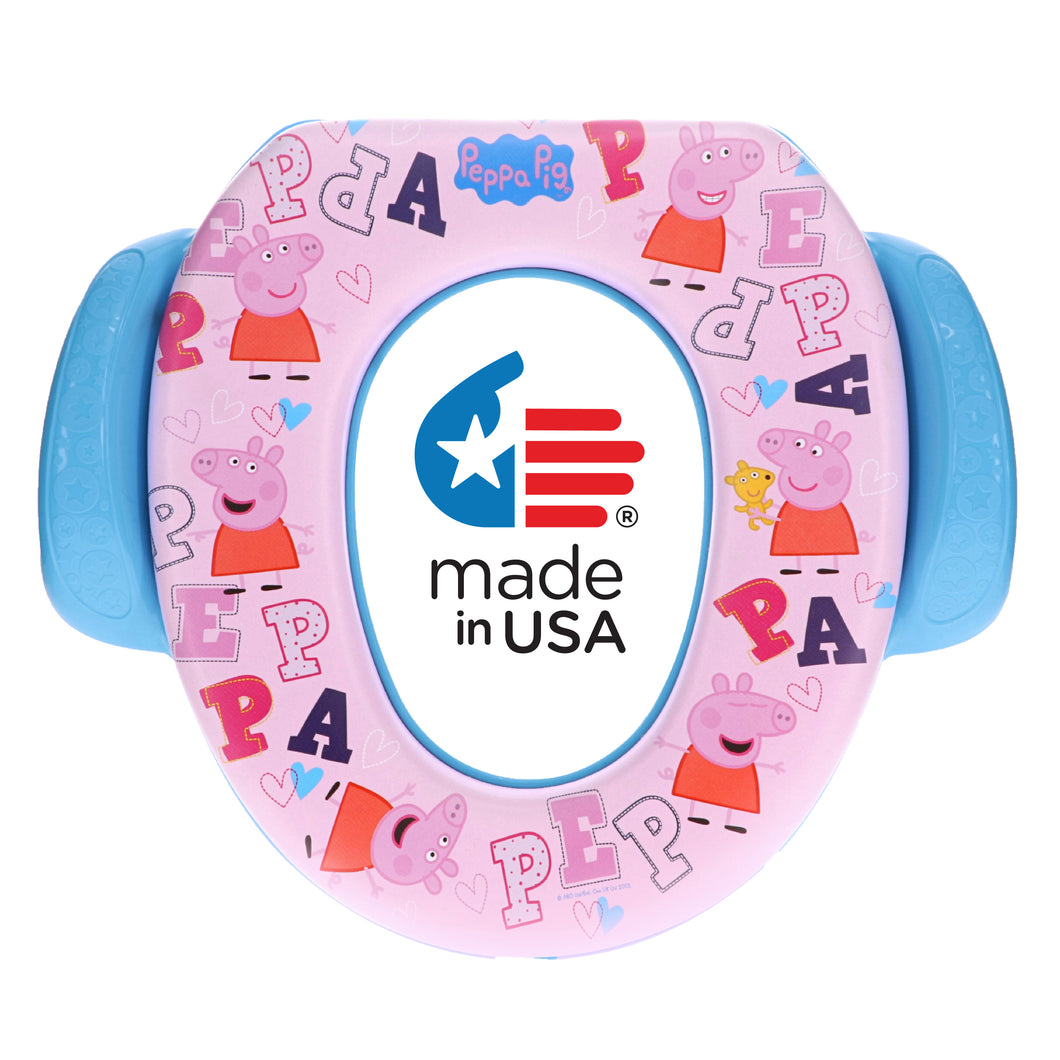 I'm Peppa Pig Soft Potty (MADE IN USA)