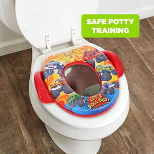 Nickelodeon Blaze Soft Potty (Made in USA)