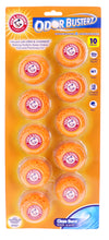Load image into Gallery viewer, Arm & Hammer 10-Pack Deodorizer OdorBusterz™