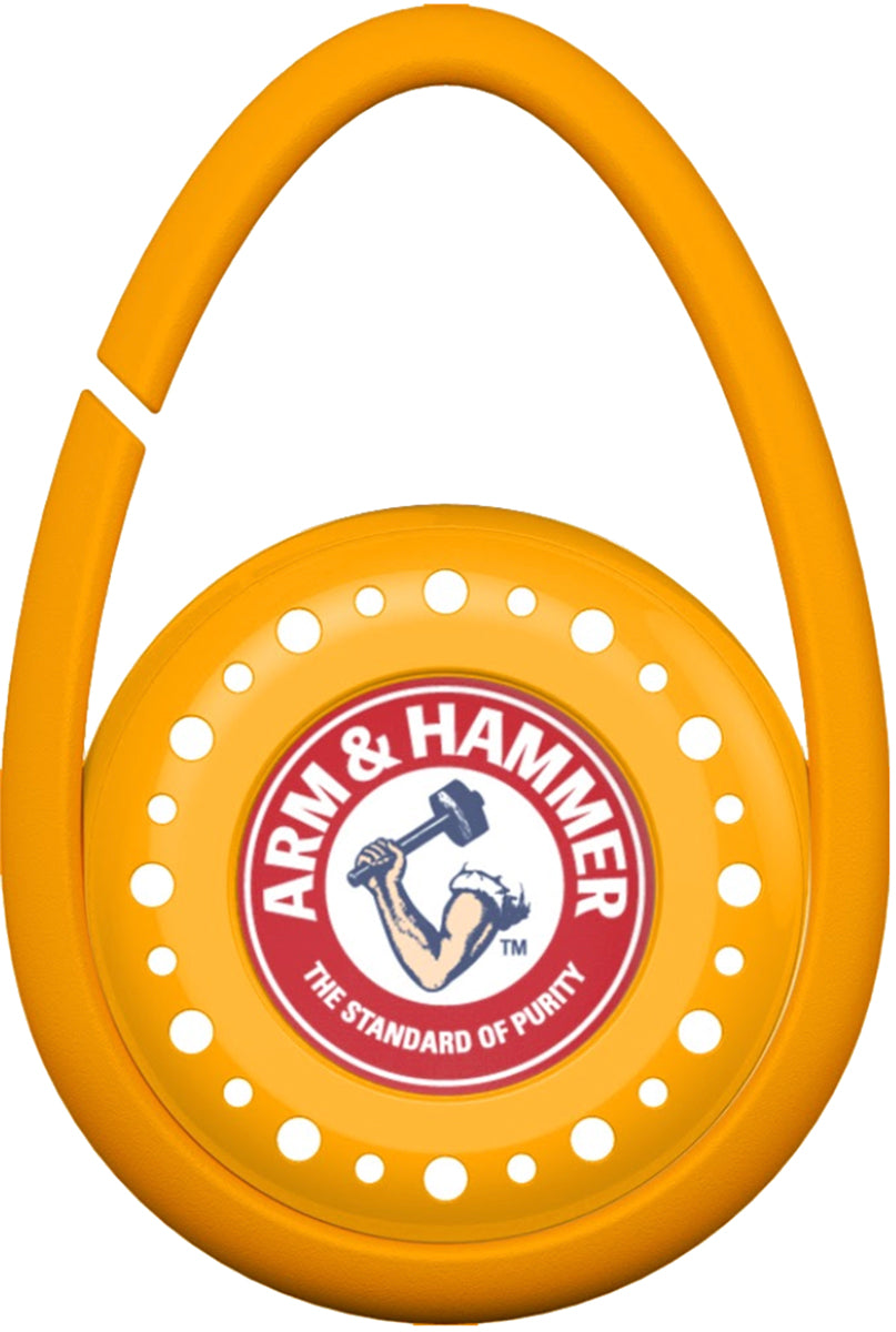 Arm & Hammer Odor Busterz Clip N Go, 2 pack