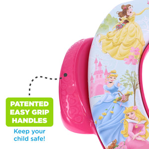Disney Princess Soft Potty Seat Wishes & Dreams (MADE IN USA)