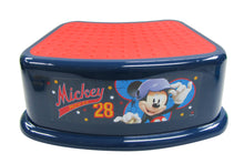 Load image into Gallery viewer, Disney Mickey Mouse Step Stool - All Star