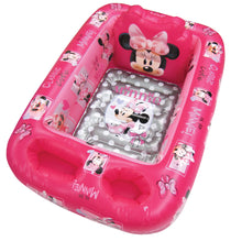 Load image into Gallery viewer, Disney Minnie Mouse - Inflatable Safety Bathtub