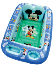 Load image into Gallery viewer, Disney Mickey Mouse Inflatable Safety Bathtub