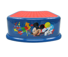Load image into Gallery viewer, Disney Mickey Mouse Step Stool - Clubhouse