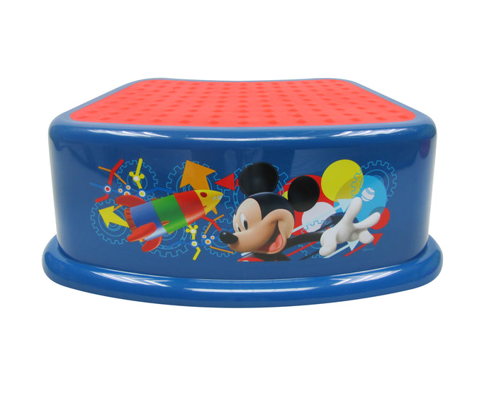 Disney Mickey Mouse Step Stool - Clubhouse
