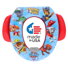 Load image into Gallery viewer, Nickelodeon Paw Patrol Soft Potty Seat (MADE IN USA)
