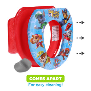 Nickelodeon Paw Patrol Soft Potty Seat (MADE IN USA)