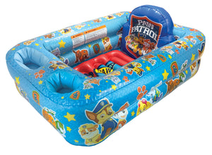 Nickelodeon Paw Patrol Inflatable Safety Bathtub