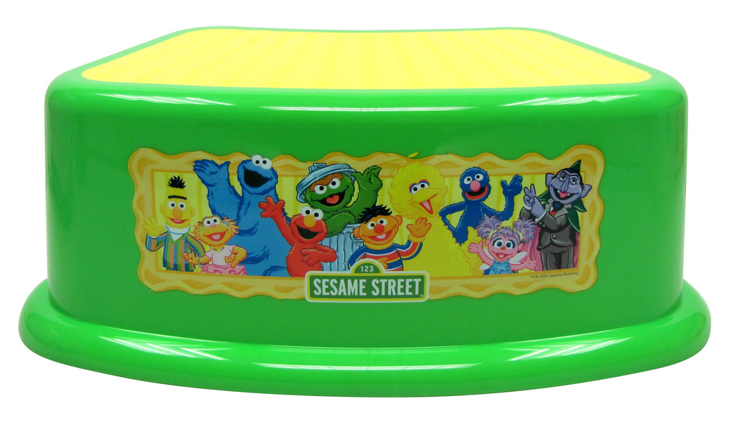 Sesame Street Step Stool