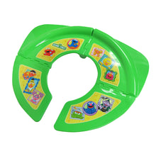 Load image into Gallery viewer, Sesame Street Folding Potty Seat