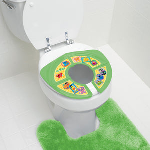 Sesame Street Folding Potty Seat