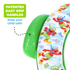 Sesame Elmo Scuba Soft Potty Seat (MADE IN USA)