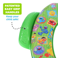 Load image into Gallery viewer, Sesame Elmo Soft Potty Seat (MADE IN USA)