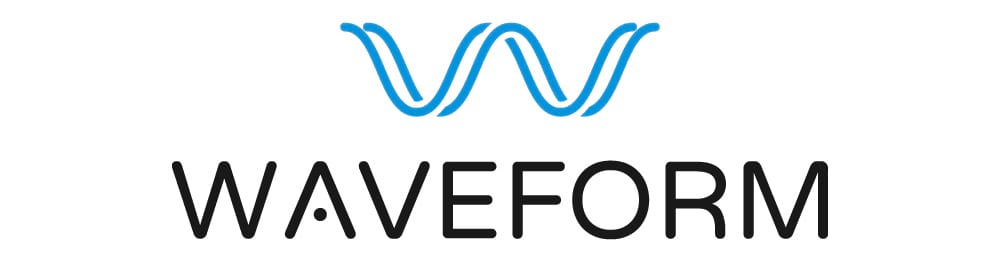 waveform logo