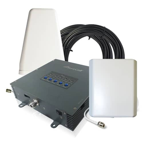 Surecall Fusion5 Cell Signal Booster Kit Repeaterstore