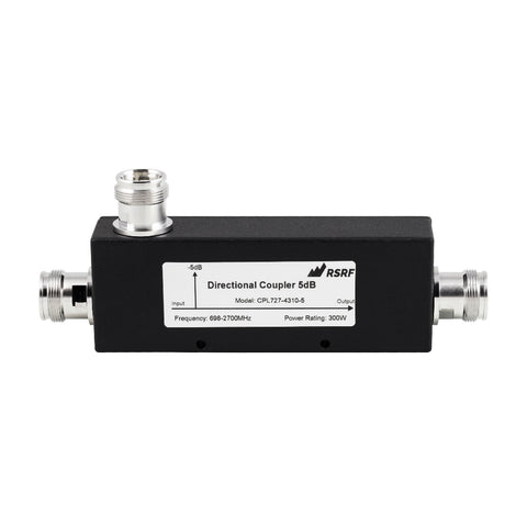 RSRF 4.3-10 Female Signal Couplers